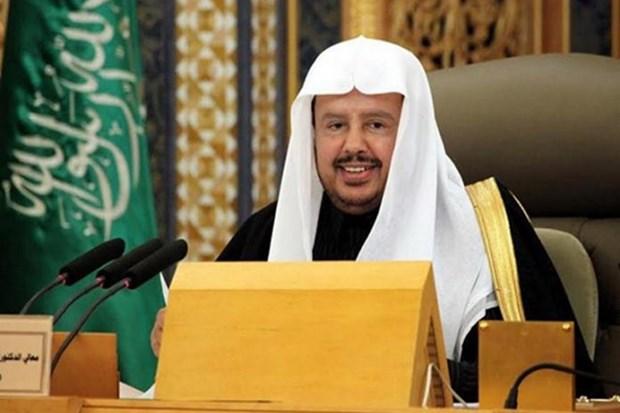 Le president du Conseil de la Choura d'Arabie saoudite attendu au Vietnam hinh anh 1