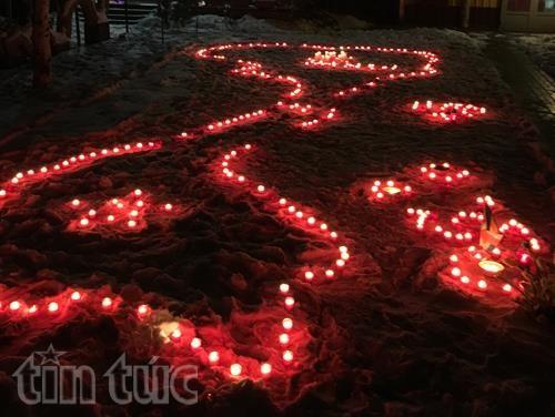 Priere pour les morts pour la Patrie en Pologne hinh anh 1
