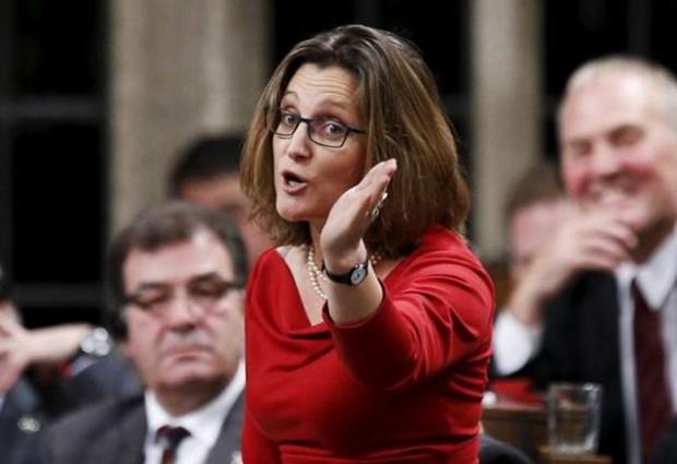 Le Canada signera le TPP en fevrier prochain hinh anh 1