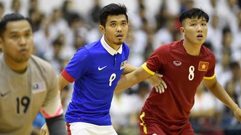 Le Vietnam est pret pour la phase finale du Championnat de futsal d'Asie 2016 hinh anh 1