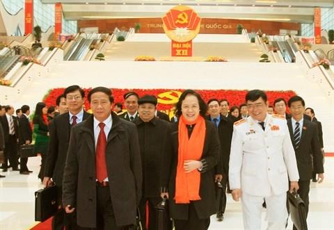L'election du Comite central du PCV rejouit et inspire confiance hinh anh 1