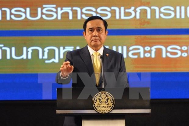 La Thailande est determinee a organiser des elections en 2017 hinh anh 1