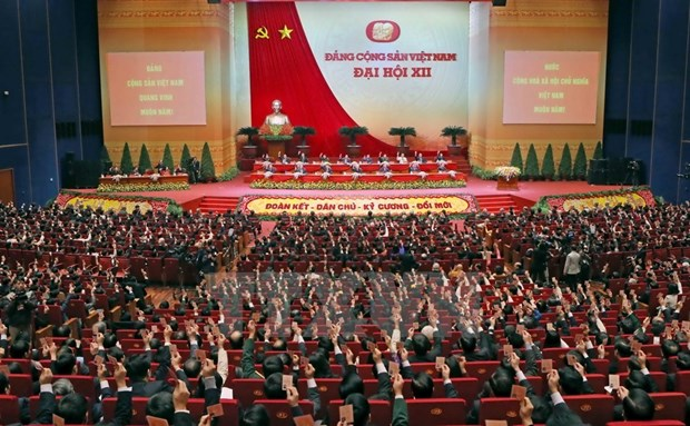 248 messages de felicitations au 12e Congres national du PCV hinh anh 1