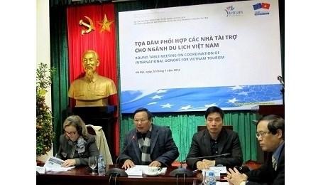 Colloque des bailleurs de fonds du tourisme vietnamien hinh anh 1