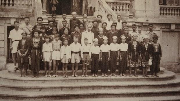 En l'honneur du 75e anniversaire du retour du President Ho Chi Minh au Vietnam hinh anh 1