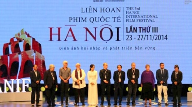Le 4e Festival international du film de Hanoi approche hinh anh 1