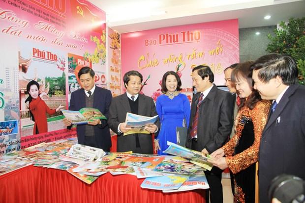 Activites saluant le succes du 12e Congres national du PCV hinh anh 1