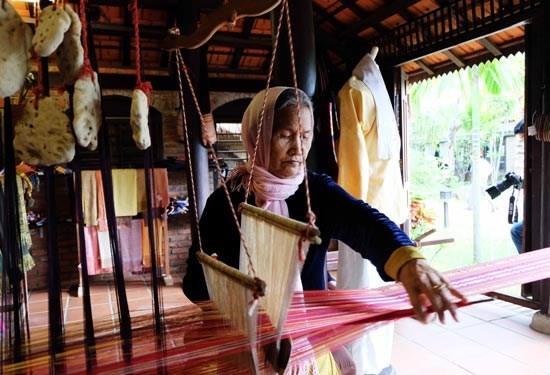 Hoi An accueille le festival de la culture de la soie Vietnam-Asie 2016 hinh anh 1