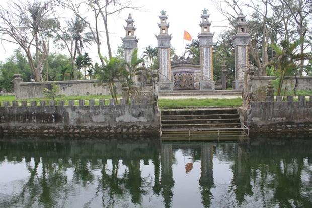 Thanh Thuy : un village authentique de Hue hinh anh 1