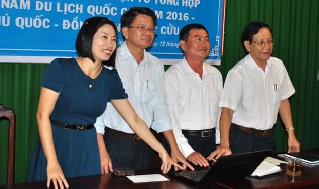 Annee nationale du tourisme 2016 : Kien Giang compte accueillir 4,94 millions de touristes hinh anh 2