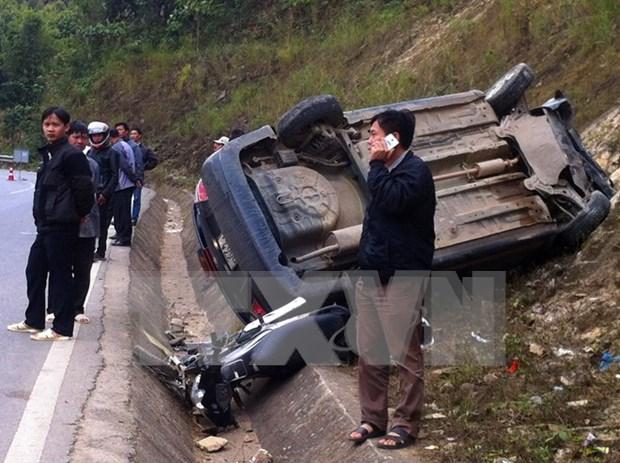 Baisse du nombre d'accidents de la circulation en janvier hinh anh 1