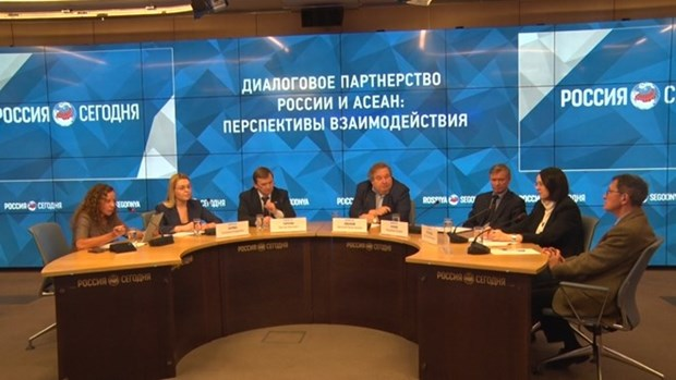 Les experts russes apprecient la cooperation Russie-ASEAN, Russie-Vietnam hinh anh 1