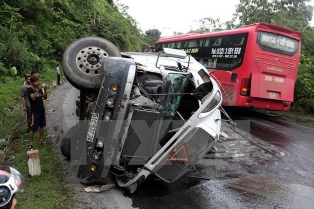 Accidents de la circulation : 21 morts au premier jour de l'Annee du Singe hinh anh 1