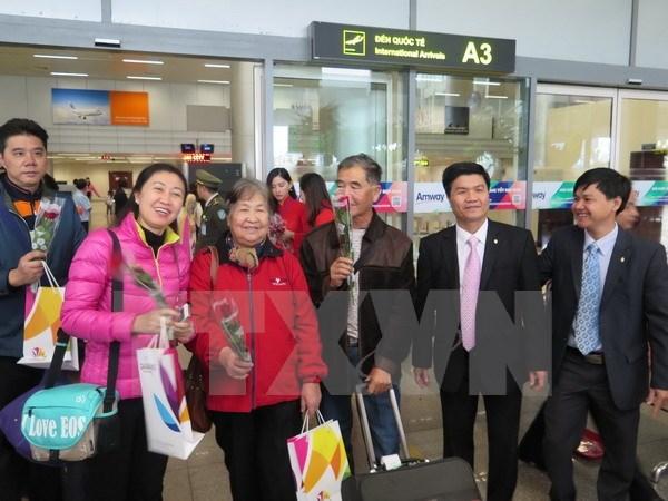 Les touristes plebiscitent Da Nang et Dong Nai au Tet du Singe hinh anh 1