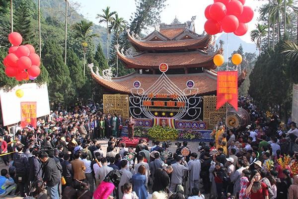 Hanoi accueille plus de 300.000 touristes a l'occasion du Nouvel An hinh anh 4