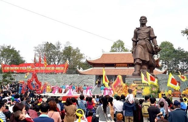 Hanoi accueille plus de 300.000 touristes a l'occasion du Nouvel An hinh anh 3