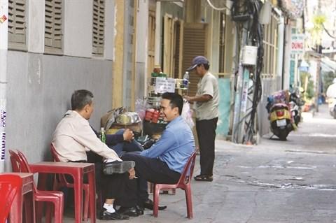 Le dedale de ruelles, cœur vibrant des Saigonnais hinh anh 4