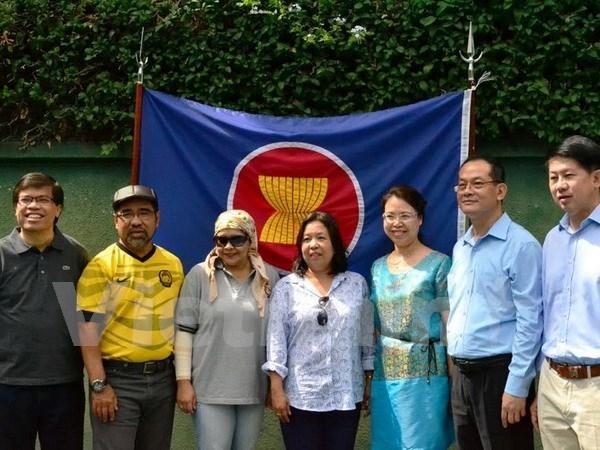 La Journee de la famille de l'ASEAN en Argentine renforce la solidarite communautaire hinh anh 1