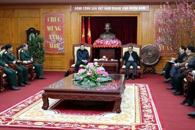 Le chef de l'Etat en tournee a Lang Son hinh anh 1