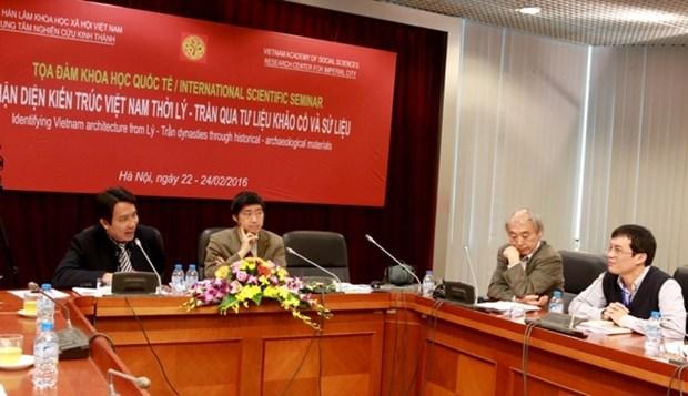 Cite imperiale de Hanoi : publication de nouvelles recherches entre 2011 et 2016 hinh anh 1