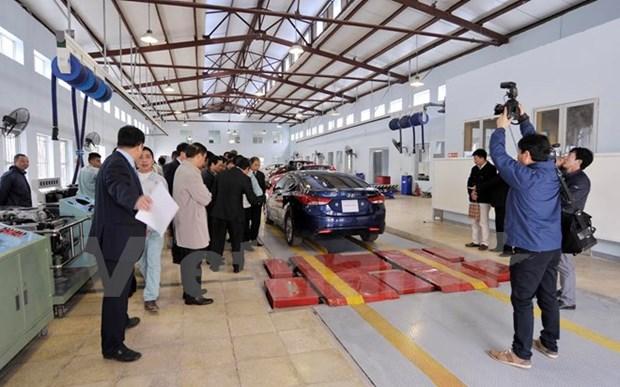 Ouverture d'un Centre de formation Hyundai – Koica – Dream hinh anh 1