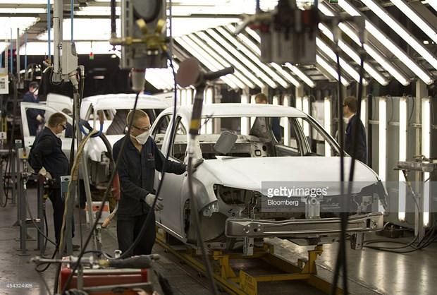 Renault Russia commence a exporter des automobiles au Vietnam hinh anh 1