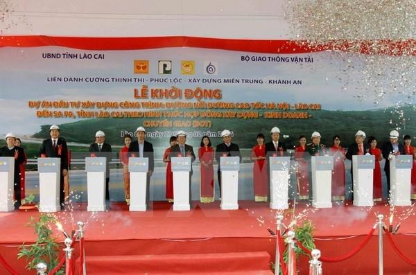 Modernisation des infrastructures routieres de Noi Bai-Lao Cai-Sa Pa hinh anh 1