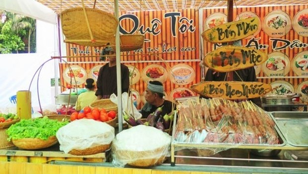 Presentation de la culture gastronomique a Ho Chi Minh-Ville hinh anh 1