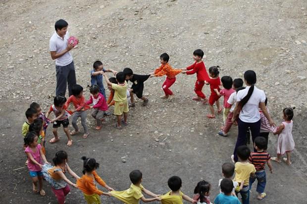 La qualite de l'education et de la formation professionnelle au Tay Nguyen s'ameliore hinh anh 1