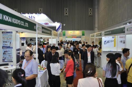 Ouverture des expositions ProPak et Plastics & Rubber a Ho Chi Minh-Ville hinh anh 1