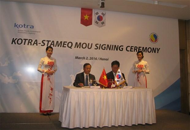 Vietnam et R. de Coree accelerent l'application de leur accord de libre-echange hinh anh 2