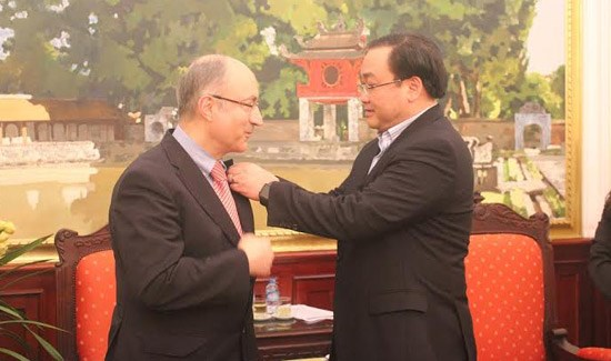 Hanoi souhaite intensifier sa cooperation avec le Land de Hesse hinh anh 1