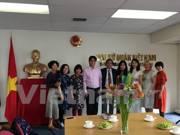 Renforcement de la cooperation Vietnam-Nouvelle-Zelande dans l'education hinh anh 1