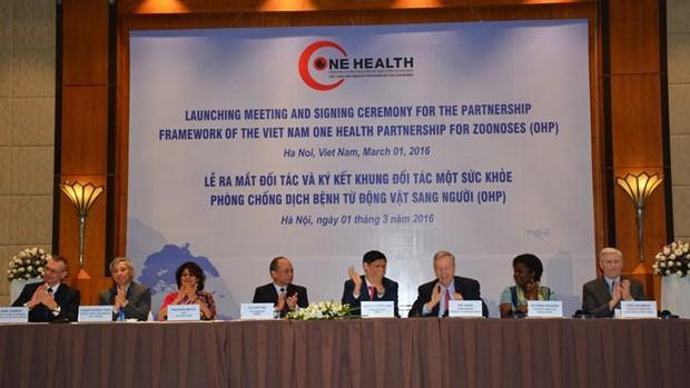 Un projet pour prevenir les zoonoses au Vietnam hinh anh 1