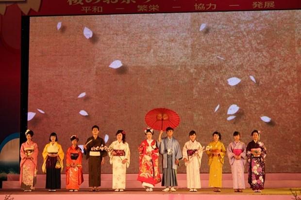 La Fete des fleurs de cerisier de Ha Long 2016 va debuter le 18 mars hinh anh 1