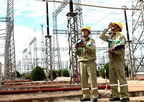 Electricite: Le pays disposera de 42.300 MW en 2016 hinh anh 1