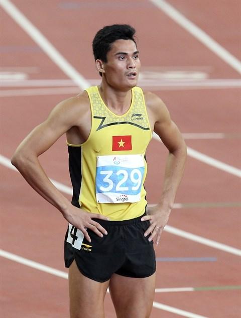 Athletisme vietnamien et Jeux Olympiques : Rio en ligne de mire hinh anh 1