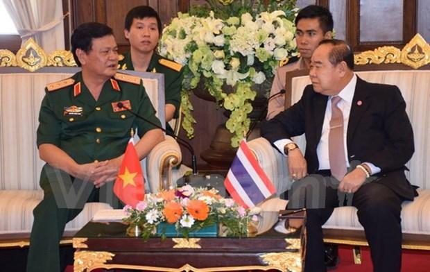 Vietnam et Thailande: cooperation dans la recherche des restes de soldats hinh anh 1