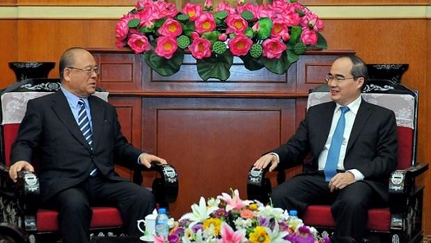 Le Japon est un partenaire de premiere importance pour le Vietnam hinh anh 1