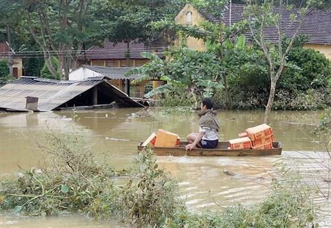 Le Vietnam frappe par deux grands phenomenes climatiques hinh anh 2