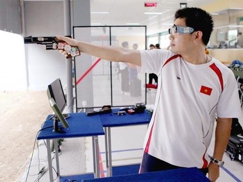 Coupe du monde de tir: le Vietnam gagne deux medailles de bronze hinh anh 1