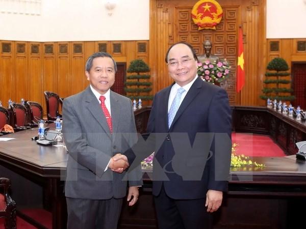 Vietnam et Laos renforcent leur cooperation dans les sciences et les technologies hinh anh 1