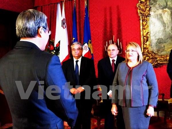 Promotion de la cooperation entre le Vietnam et Malte hinh anh 1