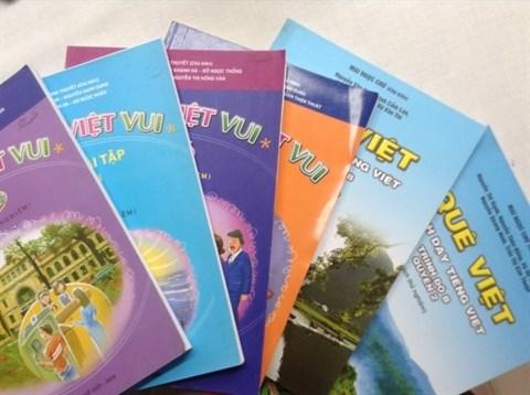 Deux manuels de vietnamien pour les Viet kieu hinh anh 1