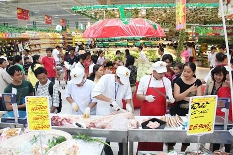 Projet de 2e supermarche Big C a Da Nang hinh anh 1