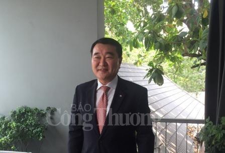 Le Sud-coreen CJ Group veut etendre ses activites au Vietnam hinh anh 1