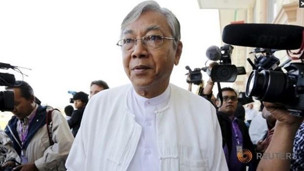 L'election presidentielle birmane aura lieu le 15 mars hinh anh 1
