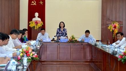 Les localites se preparent bien pour les prochaines elections legislatives hinh anh 1