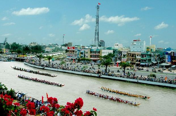 Hau Giang: pour faire du tourisme un secteur economique de pointe hinh anh 1