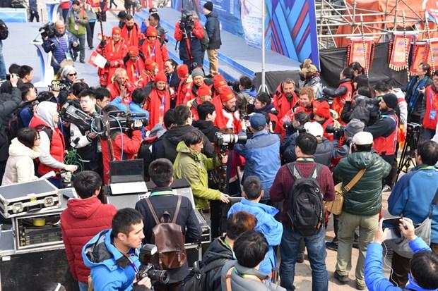 Course Clipper Race 2015-2016 dans la baie de Qingdao (Chine) hinh anh 2